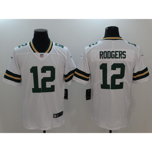 buy popular 5d724 9505f Green Bay Packers Aaron Rodgers Jersey